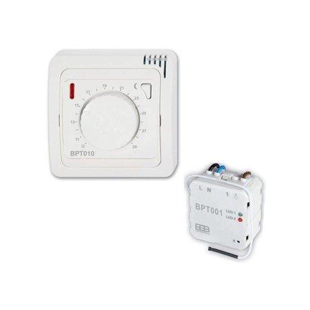Bock Thermostats Draadloze Thermostaat BPT010 voor infraroodpanelen