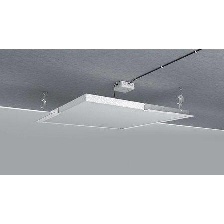 Ecaros  Inbouw frame infrarood panelen voor plafonds