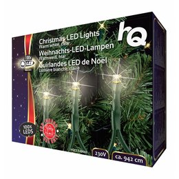 HQ LED Kerstverlichting 100-160-200 LEDs 9 W