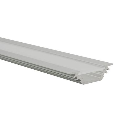 Kanlux LED Strip inbouw Profiel - Alu - 6,8mm - 1 meter
