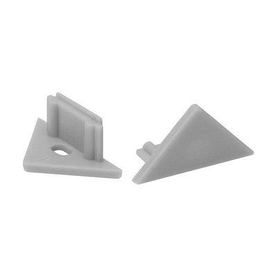 Kanlux LED Strip Profiel - Einddop