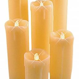Sfeer met LED Druipkaarsen