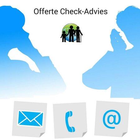 MijnDuurzaamRendement Telefonische/Mail Offerte Check-duurzaamAdvies