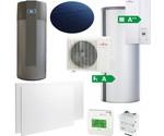 Warmtepomp Cv systeem