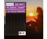LG Solar LG300N1K-G4 Full Black