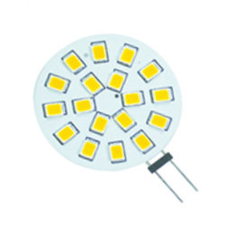 QUALEDY® 3,2 Watt LED G4 lamp - 18SMD - Sidepin - 3000K - 320Lm