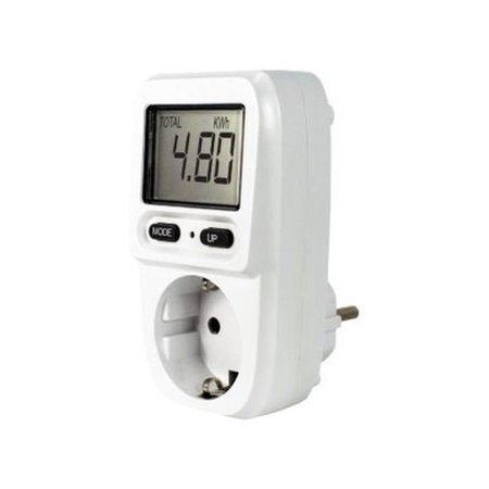 Ecosavers Power Energie  meter stopcontact Mini