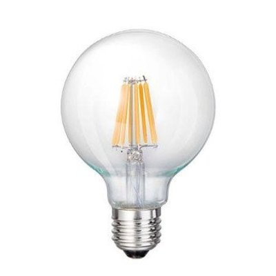 QUALEDY LED E27 G125-Filament lamp - 7W