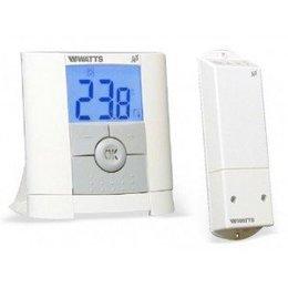 Watts Digitale draadloze thermostaat + ontv, | Belux Light
