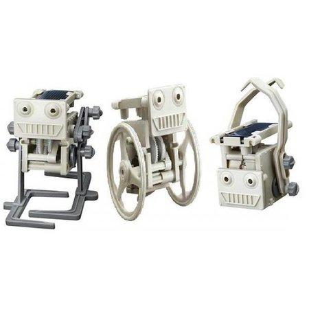 4M Bouwpakket-3 in 1 Mini Solar Robot