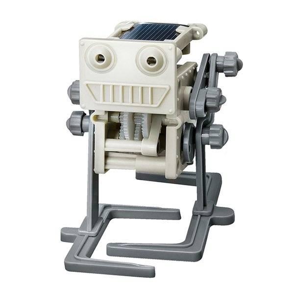 Een Robot die zelf loopt