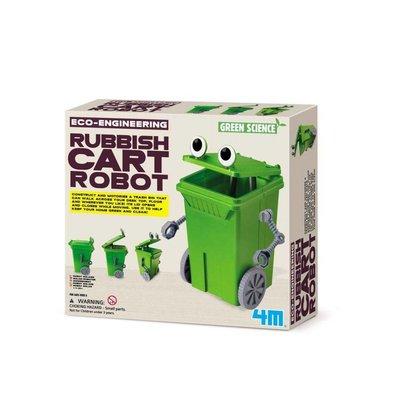 4M Vuilnisrobot