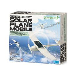 4M Solar Plane Mobile
