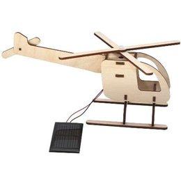 Solexpert Helikopter met zonnepaneel