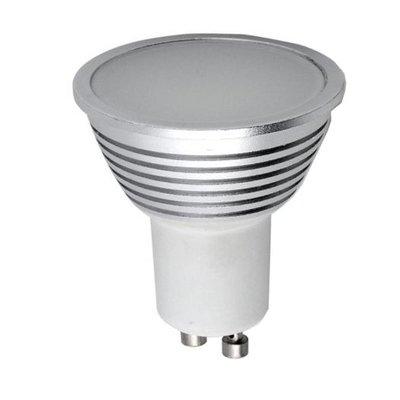 QUALEDY LED GU10 Spot - 4W - 3000k - Dimbaar
