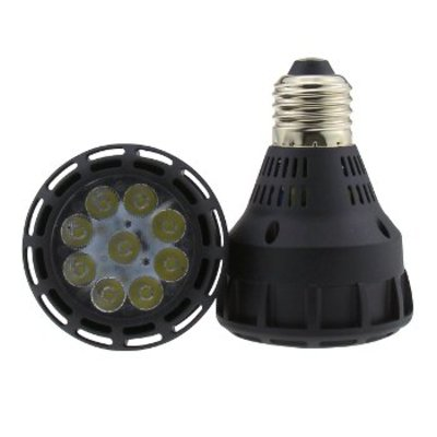 QUALEDY® LED E27-PAR20 - 25W - 3000K