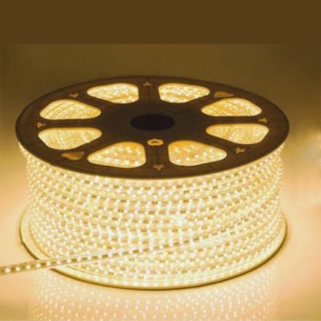 QUALEDY® LED Strip 230V - Wit - 10W/m - 4000K - 60xSMD5050/m - 1m - 350Lm/m - IP66