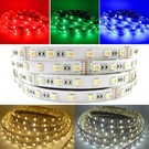 QUALEDY LED Strip - 5in1 - Digitale RGB+CCT - 15W/m - 24V - 5m - IP65