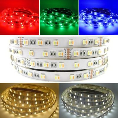 QUALEDY LED Strip - 5in1 - Digitale RGB+CCT