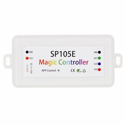 QUALEDY LED Bluetooth Controller - SP105E - max 2048px - 200 effecten