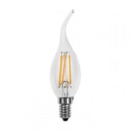 QUALEDY® LED E14-Filament Chili-lamp - 4W - 2500K - 440Lm