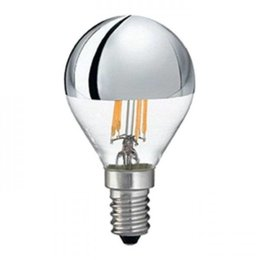 QUALEDY® LED E14-G45-Filament Spiegellamp - 4W