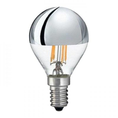 QUALEDY LED E14-G45-Filament Spiegellamp - 4W