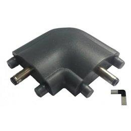 QUALEDY Hoek connector
