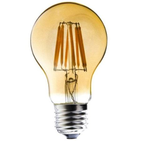QUALEDY LED E27-Filament lamp - 7W - 2400K - 700Lm - Retro/Goud