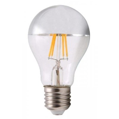 QUALEDY® LED E27-Filament Spiegellamp - 6W - 660Lm