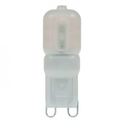 QUALEDY® LED G9 - 2,5W - 3000K - 230Lm - 360°