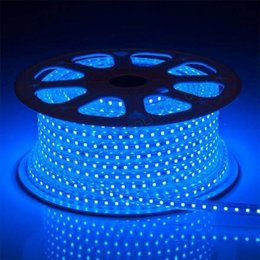 QUALEDY® LED Strip 230V - Blauw - 60xSMD5050/m - IP66
