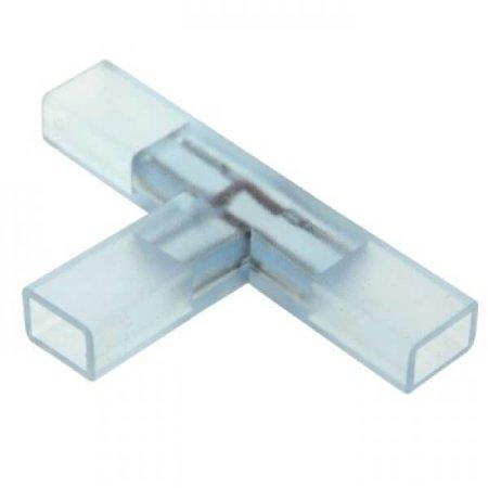 QUALEDY® T-koppelstuk LED Strip 230V - 2x female
