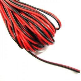 QUALEDY® Stroomkabel - 12V - AWM-2468 - 20AWG - VW-1 - max. 300V - 1m