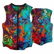 Ronix 2017 Ronix Party Athletic Cut Reversible Impact Vest