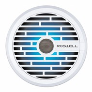 Roswell 2017 Roswell 6.5'' R1 SW Series White In-Boat Speakers [Pr]