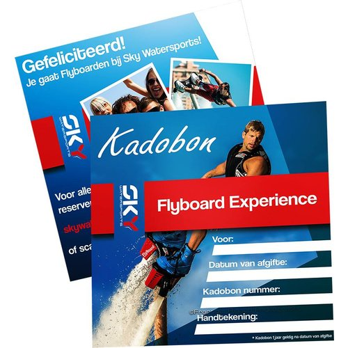 Flyboard Experience Gift Voucher