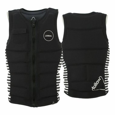 Follow 2017 Follow Stow Ladies Impact Vest - Black