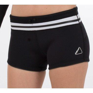 Follow 2017 Follow Ladies Pro Wetty Shorts - Black