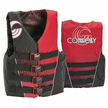 Connelly 2017 Connelly 4 Buckle Nylon Vest