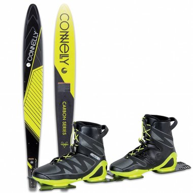 Connelly 2016 Connelly Carbon V 67'' w/Double Sync Large Package