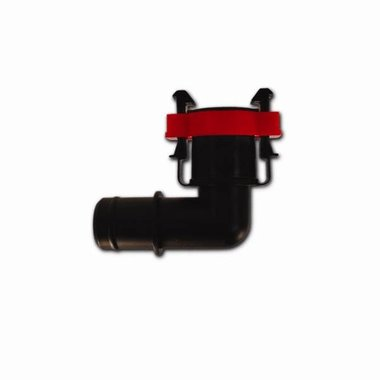 "Fatsac Fatsac W742/ Flow-Rite 3/4"" Elbow Quick Connect Socket"
