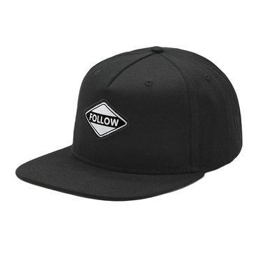 Follow 2017 Follow Corp Hat - Black
