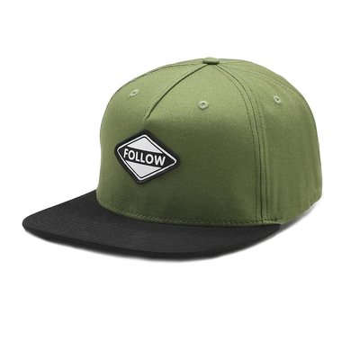 Follow 2017 Follow Corp Hat - Olive
