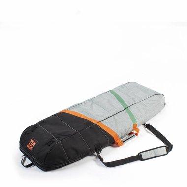 Brunotti 2017 Brunotti Defence Kite/Wake Double Boardbag Uni 145 | Granite Green