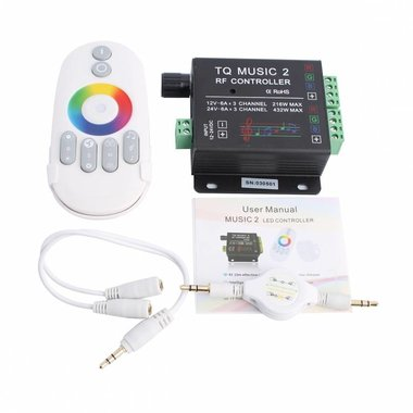 Various Various RGB Wireless LED Controller