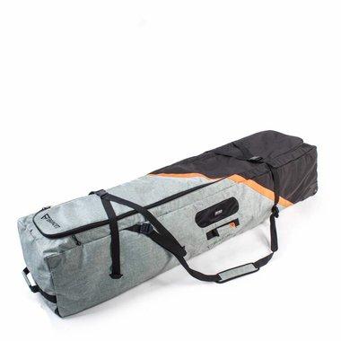 Brunotti 2017 Brunotti X Fit Kite Wake Boardbag Wheels Uni Boardbag 145 | Granite Green
