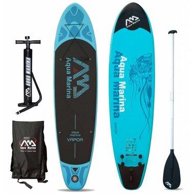 Aqua Marina 2017 Aqua Marina Vapor 10'10 iSup Board Package w/Paddle