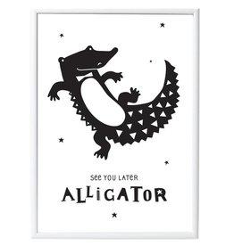 Poster: Alligator