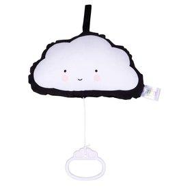 Music box: Cloud black